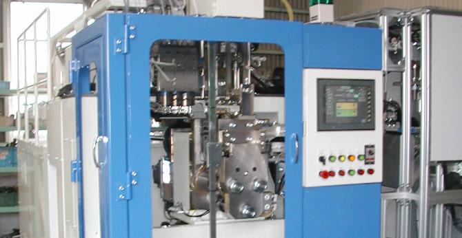 シングルモールドBLS-2E電動成形機